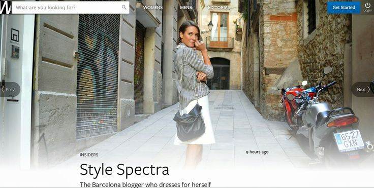 StyleSpectra: My Wantering Feature