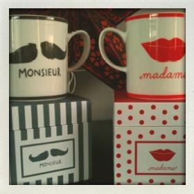 madame et monsieur mugs love these wedding inspiration pinterest. Black Bedroom Furniture Sets. Home Design Ideas