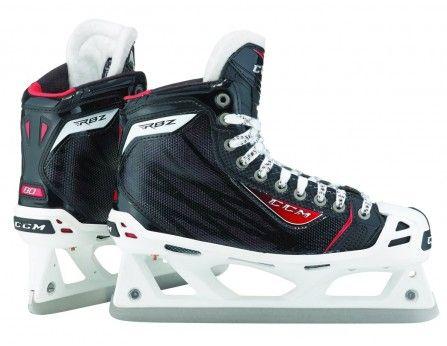 CCM RBZ 80G Senior Goalie Skate - www.jerryshockey.com #hockey