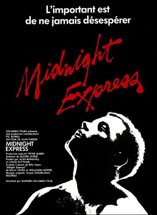 """Midnight Express"" - Alan Parker (1978)"