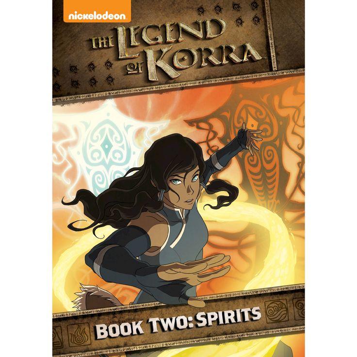 The Legend of Korra: Book Two - Spirits [2 Discs]