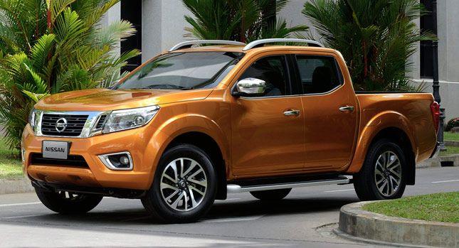 Nissan NP300 Navara 2015 a precios desde ฿575,000 baths en Tailandia » Los Mejores Autos