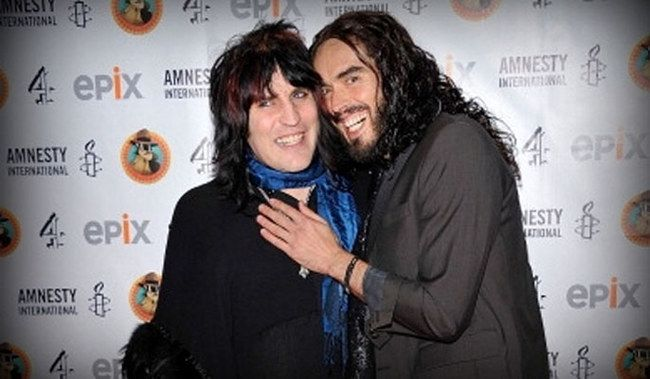 21 Times Russell Brand And Noel Fielding Were Britain's Ultimate Power Couple