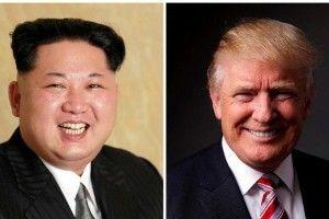 Donald Trump setuju pada hari Kamis untuk menerima undangan dari pemimpin Korea Utara