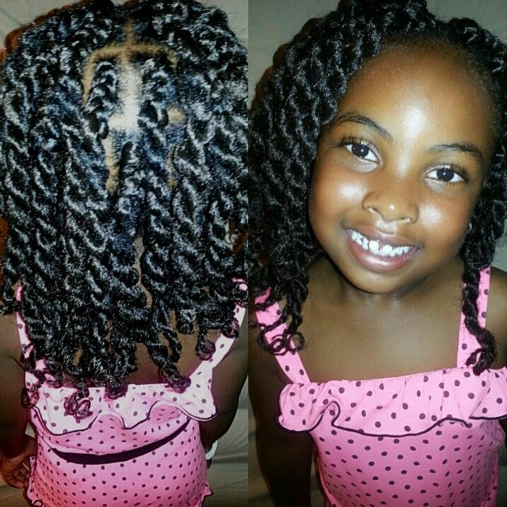 Twist Hairstyles For Kids Interesting 165 Best Children's Natural Hairstyle Ideas Images On Pinterest