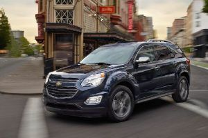 2017 Chevy Equinox LTZ, redesign, release date & price
