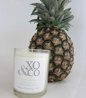 XO and Co. Soy candles and wedding bonboniere | Pina Colada