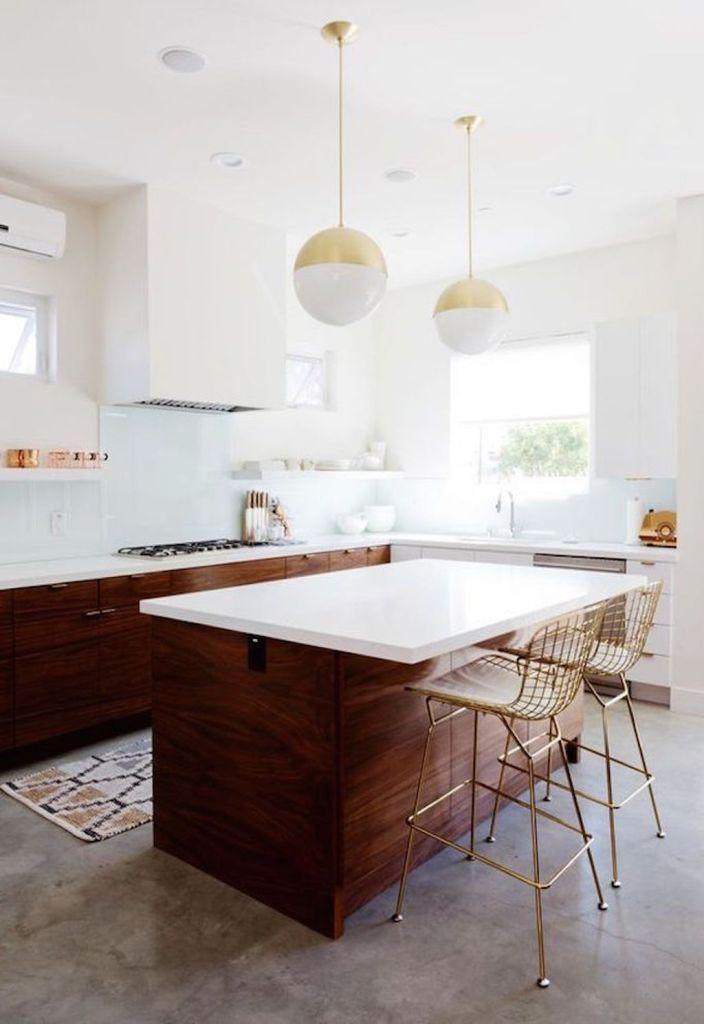 Mid century modern apartment decoration ideas 52