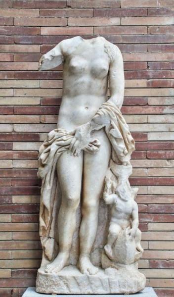 Venus del Mitreo, escultura romana - Augusta Emerita, Mérida