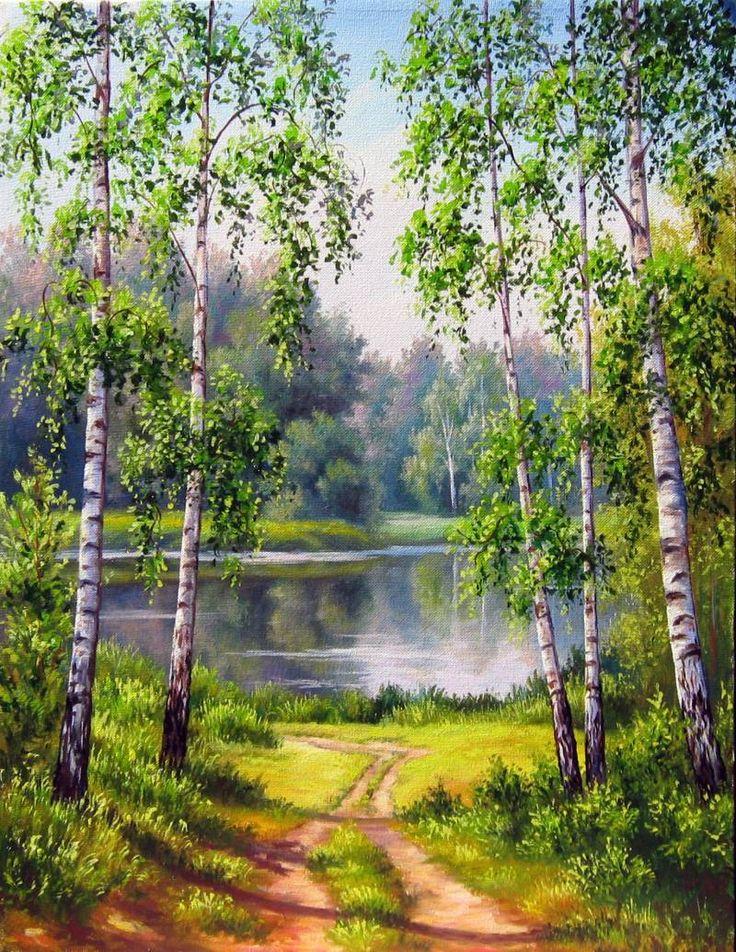 красивые пейзажи картина занимают столько