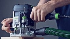 Festool OF 1010 router side