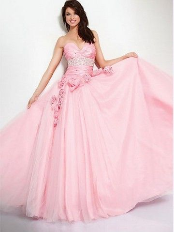 I hate it but I feel compelled to put it on..Evening Dresses, Pink Dresses, Ball Gowns, Formal Dresses, Promdresses, Parties Dresses, Long Prom Dresses, Pink Prom Dresses, Tulle Prom Dress