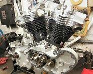 Custom Motorcycle Parts Fabrication Shop PA., Harley Engine Repair, Harley Engine Rebuilding, Custom Motorcycle Engine Builders, Pennsylvania