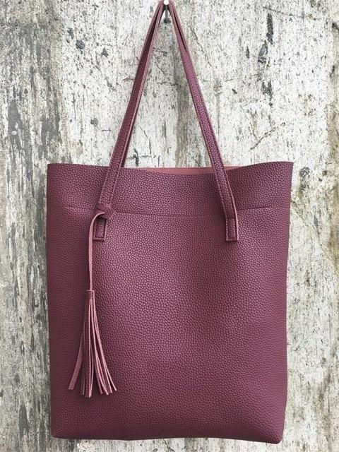 Women s Soft Leather Handbag  2276aa150436