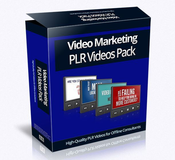 Video Marketing PLR Videos Pack Review High Quality PLR Videos To Generate New Leads for Your Offline Video Marketing Services and Will Boost Your Profits