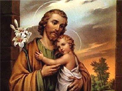 Poderosísimo José, esposo de María, preceptory padre legal de Jesús, protector y amparo de la Iglesia y de todos vuestros devotos: ...
