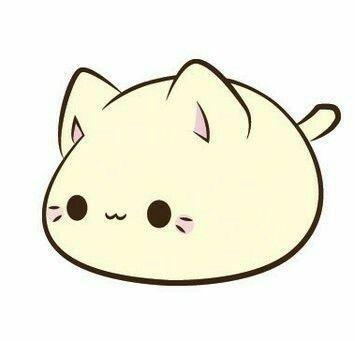 Cute Little Cat Drawing Cute Animal Drawings Kawaii Cute Little