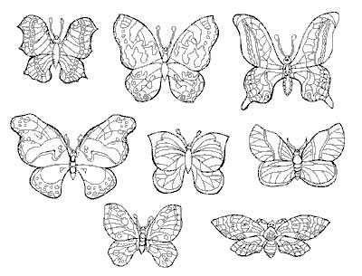 209 besten designs to color Bilder auf Pinterest | Malbücher ...