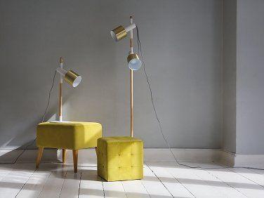 Tafellampt wit - tafellicht - nachtkastlamp - leeslamp - OWENS