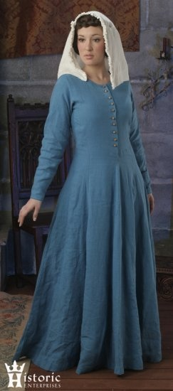 14th Century Gown