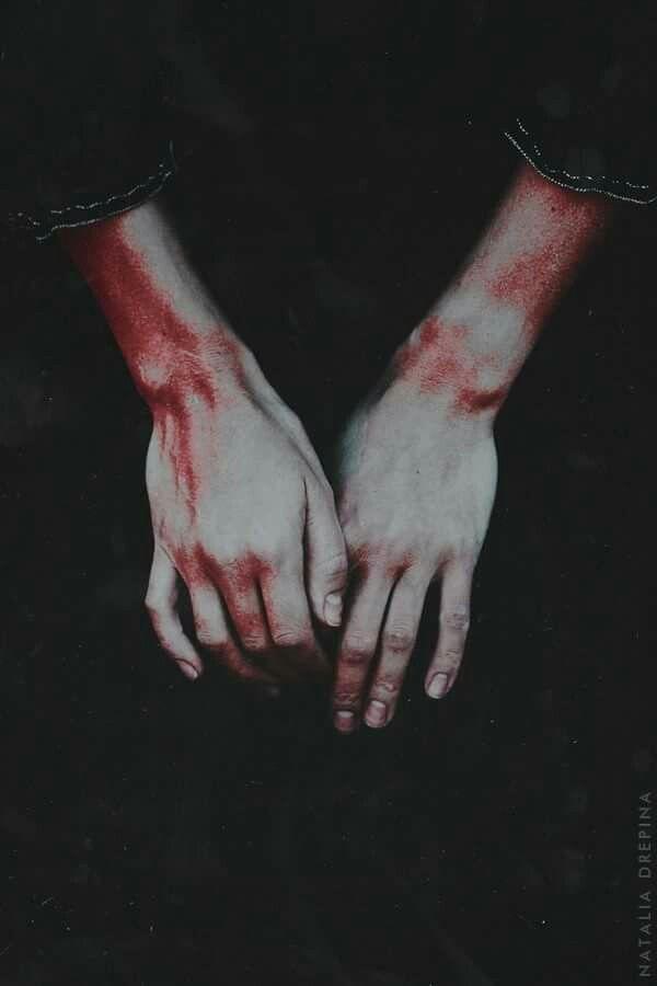 Murderous gentle hands.