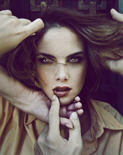 The model (via Francesca  Errichiello)