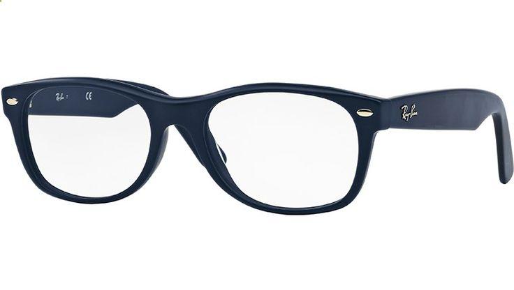Ray-Ban Eyeglasses Collection - New Wayfarer RB5184 | Ray Ban® Official Site - Malta tmblr.co/...