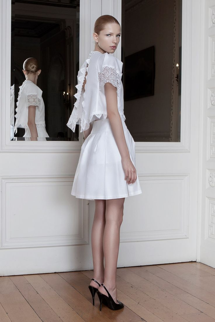 Sophia Kokosalaki 2015 Bridal Wedding Collection (Vogue.com UK)