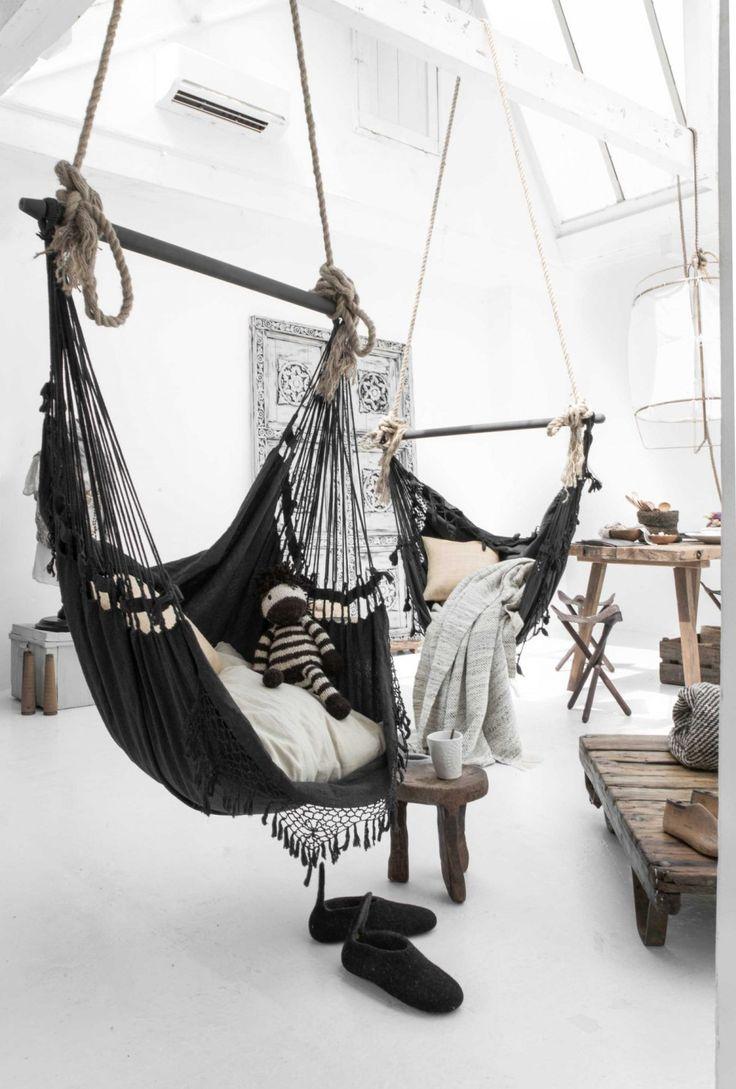 17 meilleures id es propos de fauteuil suspendu sur pinterest fauteuil suspendu interieur. Black Bedroom Furniture Sets. Home Design Ideas