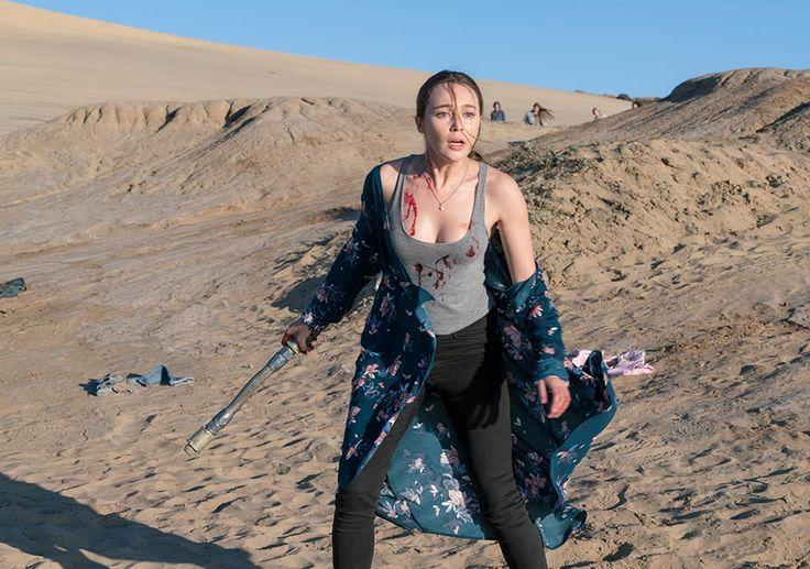 Alicia Clark (Alycia Debnam-Carey) in Episode 3 Photo by Richard Foreman/AMC