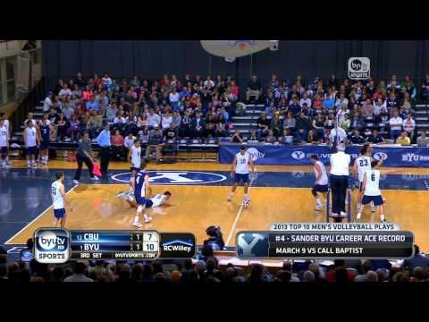 ▶ 2013 BYU Men's Volleyball Top 10 - YouTube. AH. I LOVE THEM SO MUCH. I'm in one of the clips!!! ahhhhh