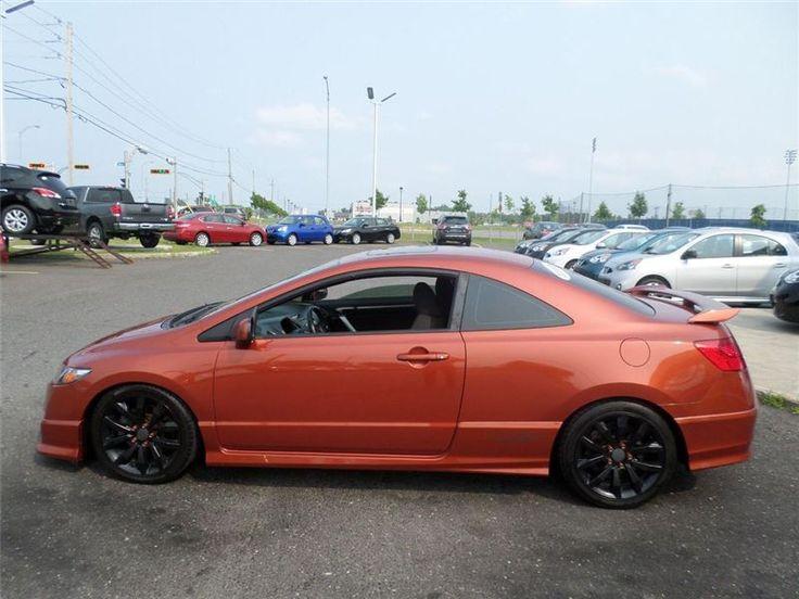"""Car - 2010 Honda Civic SI HFP/CRUISE/TOIT in Granby, QC  $16,345"""