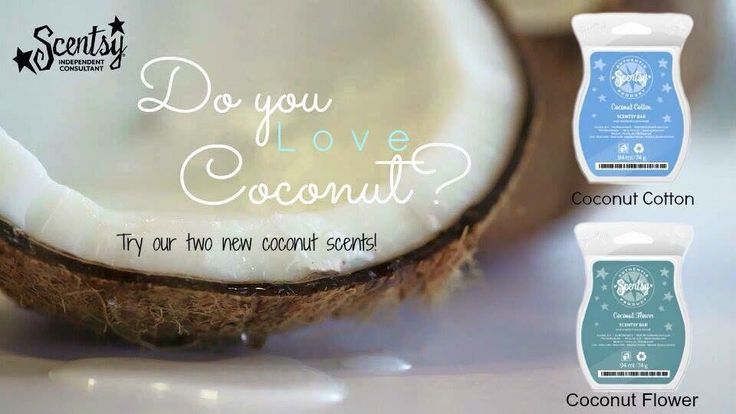 For you coconut lovers out there..