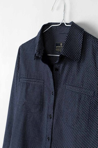Star Button Down from United By Blue