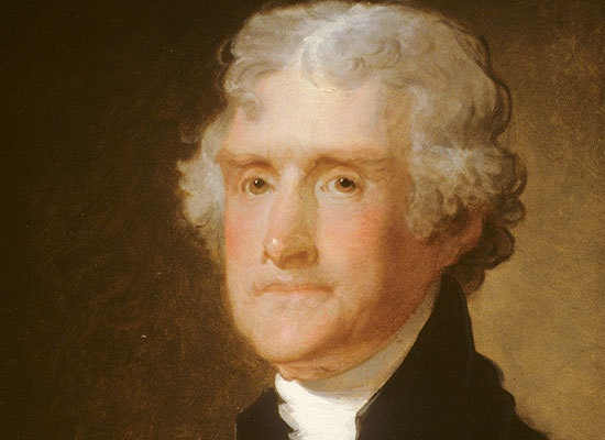 """Thomas Jefferson, 1801  His election as America's third president -- after a particularly hard-fought campaign -- marked the first time the nation's leadership would shift political hands, from the Federalist party to the Democrat-Republicans. So Thomas Jefferson sought to soothe citizens' frayed nerves with a message of bipartisanship: """"We are all Republicans, we are all Federalists,"""" he said."""