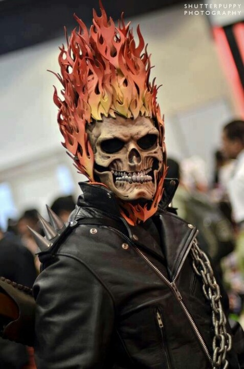 283 best ghost rider images on pinterest deadpool ghost rider and check out this amazing ghost rider costume its perfect for halloween dont you think solutioingenieria Choice Image