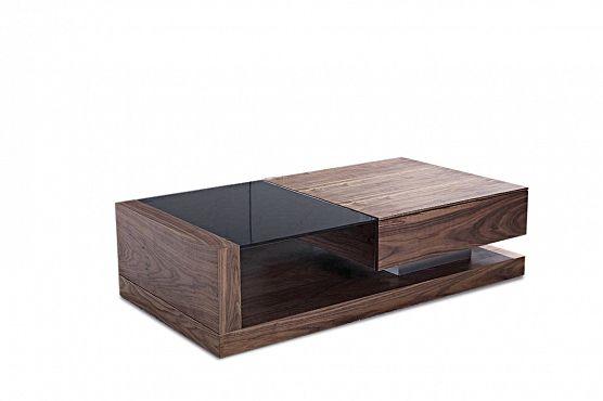 Nowoczesny stolik kawowy - ława - 130 x 70 - PORTO_12849