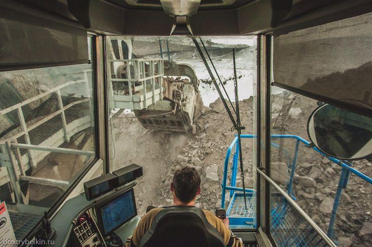cut mine operator report by Dmitry Belkin