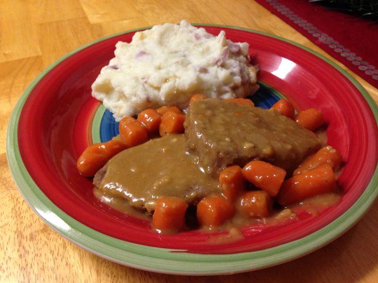 Steak with a rosemary teriyaki sauce | Things I cook or bake | Pinter ...