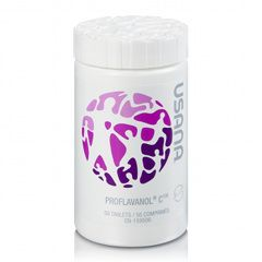 USANA Proflavanol C100 - Supplement Bioflavonoid - helps maintain a balanced immune function, to the formation of connective tissue and provides an improved antioxidant protection.
