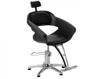 Cadeira Primma Hidráulica - Dompel 3191HC. Fabricada em polímero e seus acessórios são fabricados em alumínio injetado. Proporciona leveza, durabilidade, resistência à corrosão e umidade, garantindo conforto e qualidade!