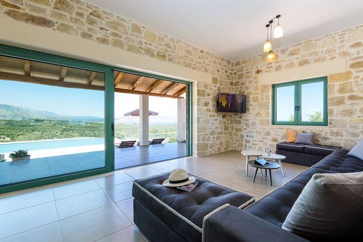 Villa SuGaR, Episkopi, Rethymno, Crete, Greece. www.villasugar.gr #villa #crete #greece #holidays #vacation_rental #luxurious_accommodation #privacy #pool #relaxation #visit_crete #yolo #travel #live_your_myth_in_Greece