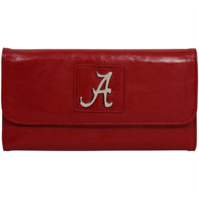 Alabama Crimson Tide Ladies Crimson Clutch Wallet (I dont want this I NEED IT!)