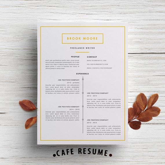 24 best A New Me images on Pinterest - resume design template