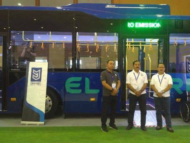 Pt Mobil Anak Bangsa Mab Produsen Bus Listrik Hasil Karya Putra Putri Terbaik Bangsa Indonesia Sedang Mempelajari Minat Investor Da Mobil Listrik Indonesia