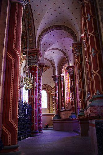 Abbatiale Saint-Austremoine . Issoire - Auvergne