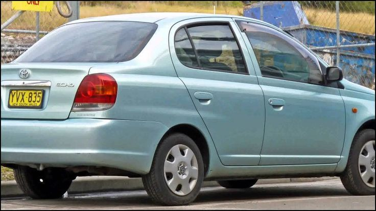 2005 toyota Echo Tire Size