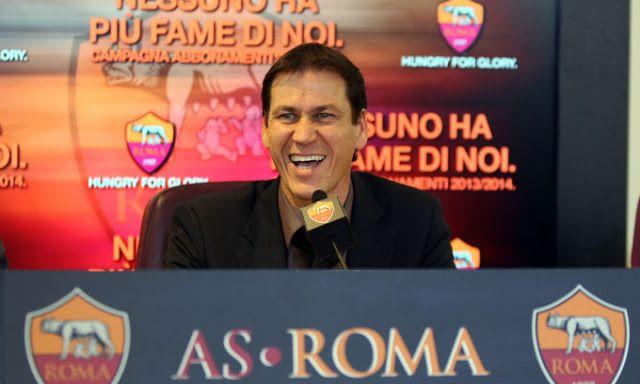 Rudi Garcia Ingin Akhiri Karir di Roma