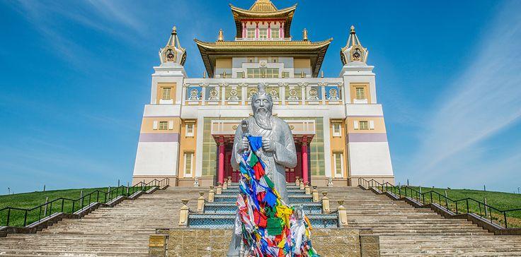 5 буддийских монастерей в России, в которые интересно съездить не только буддистам