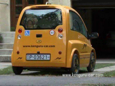 KENGURU CAR - The kenguru takes you to school